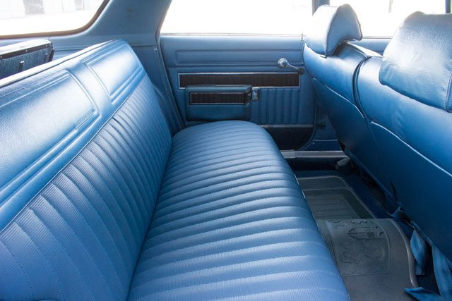 1969 AMC Ambassador station wagon 7