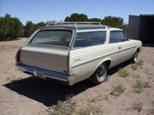 2 Door Conversion: 1965 Buick Sport Wagon