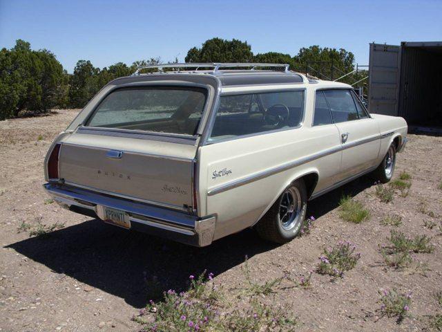 1965 Buick Sport Wagon 1
