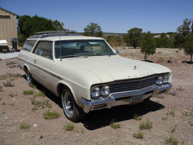 1965 Buick Sport Wagon 2