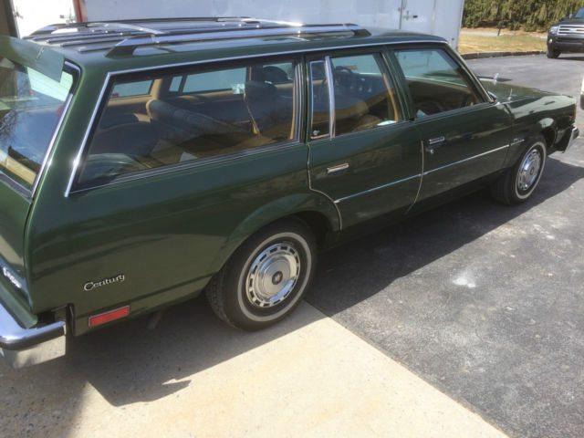1980 Buick Century staion wagon 2