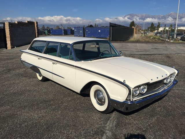 1960 Ford Country Sedan Wagon 1