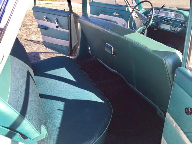 1960 Ford Country Sedan Wagon 7