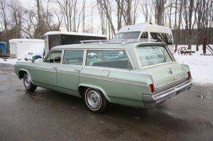 Out of Hibernation: 1963 Oldsmobile Super 88 Fiesta