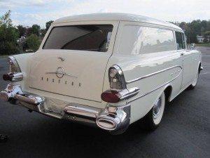 Canada Rare: 1957 Pontiac Pathfinder Sedan Delivery