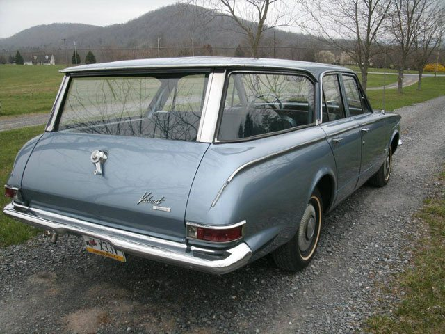 1963 Plymouth Valiant Staion Wagon 1