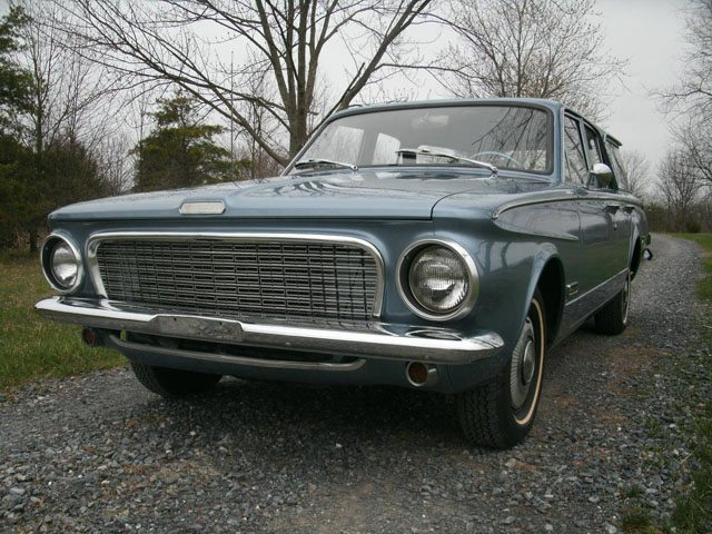 1963 Plymouth Valiant Staion Wagon 2