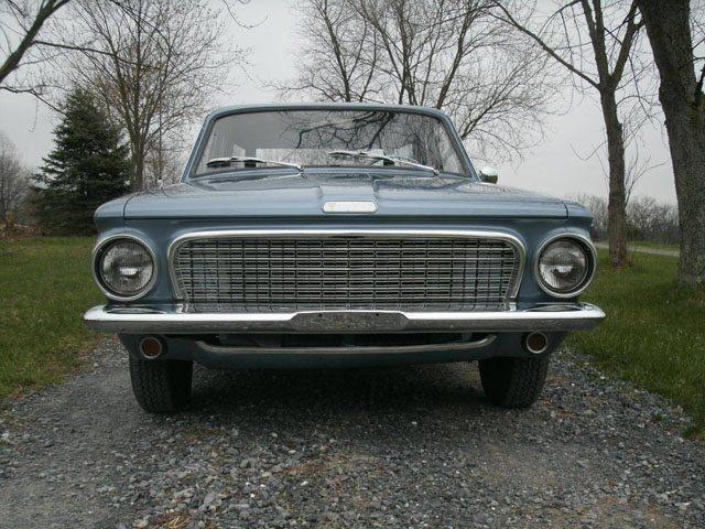 1963 Plymouth Valiant Staion Wagon 4