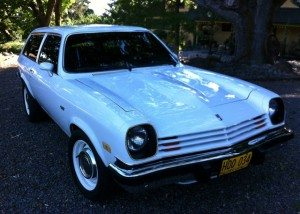 V8 Powered: 1976 Chevrolet Vega GT Kammback