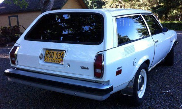 1976 Chevrolet Vega GT Kammback 2