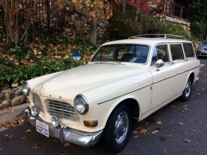 Beautiful Driver: 1968 Volvo 122S Amazon
