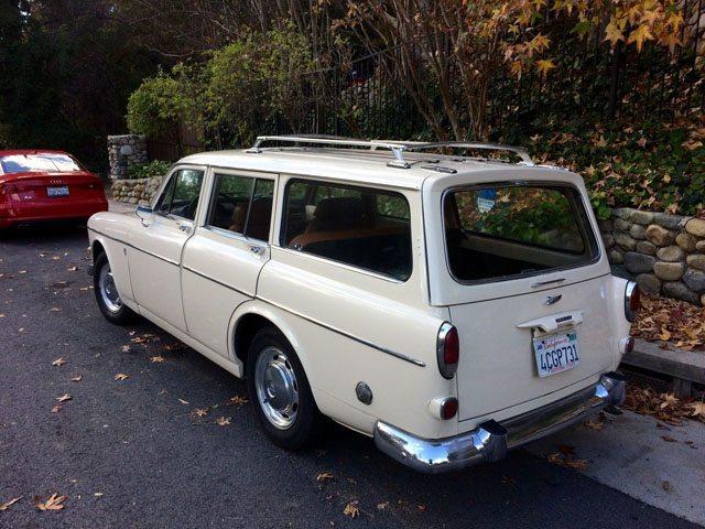 1968 Volvo 122s Amazon 5