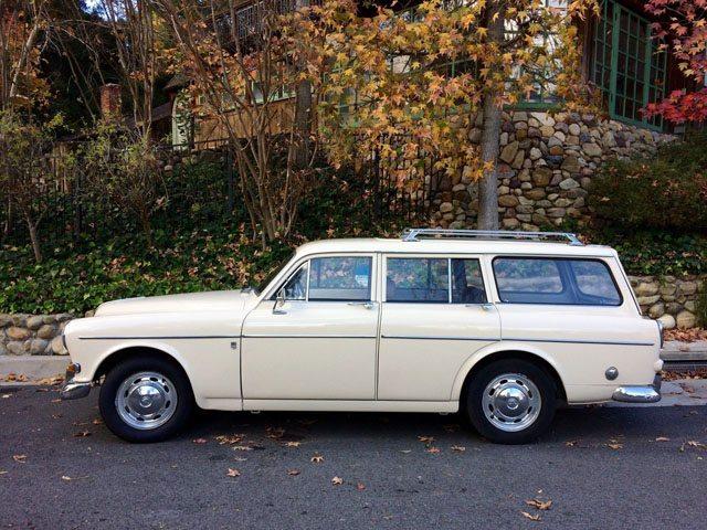 1968 Volvo 122s Amazon 2