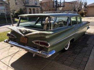 Original 348: 1959 Chevrolet Kingswood
