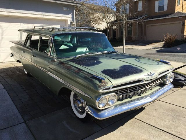 1959 Chevrolet Kingswood 3