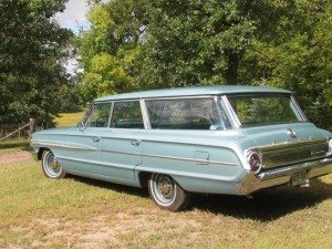 One Owner: 1964 Ford Country Sedan