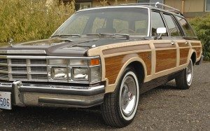 17,142 Miles: 1978 Chrysler LeBaron Town & Country