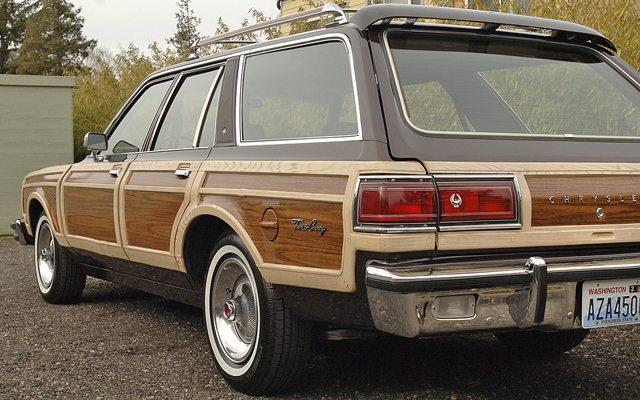 1978 Chysler LeBaron town country 5