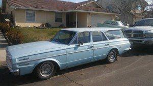 Mopar Driver: 1966 Dodge Dart