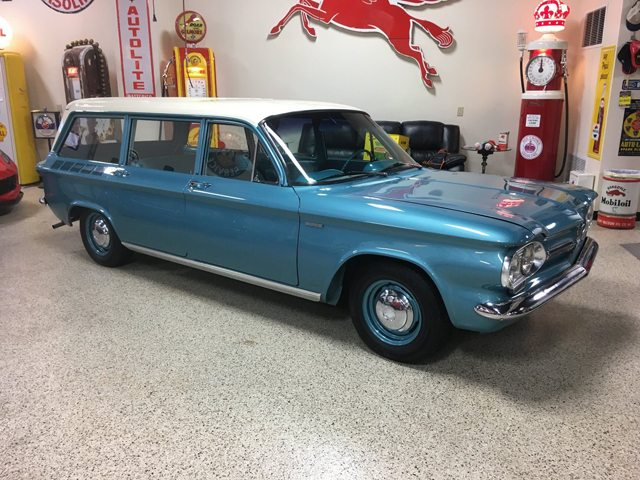 1961 Corvair station wagon 1