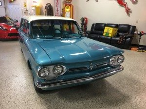 Two Year Wonder: 1961 Chevrolet Corvair