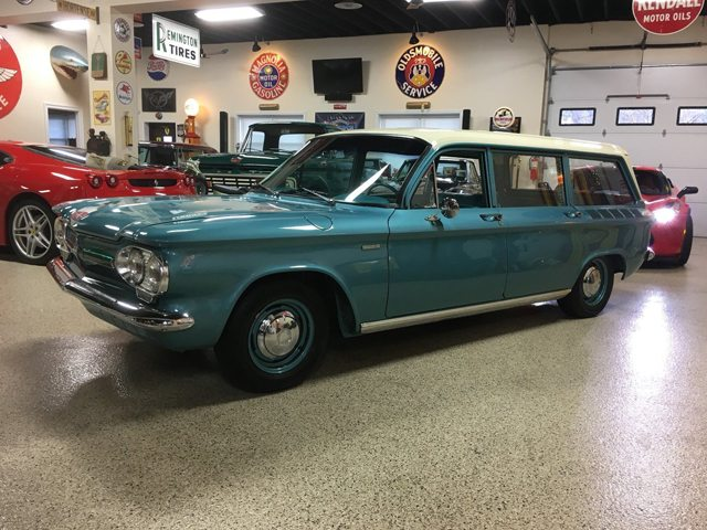 1961 Corvair station wagon 4