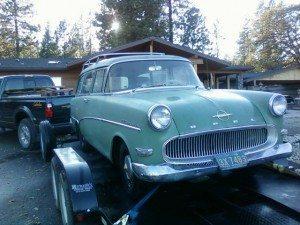 Rare Import: 1958 Opel Olympia Caravan