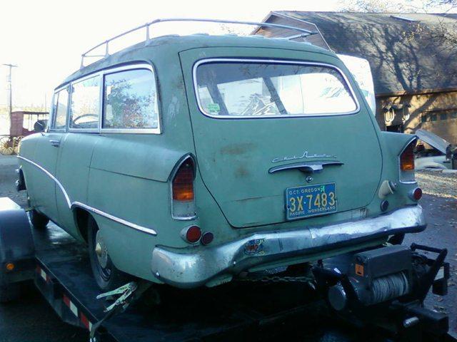 1958 Opel Olympia Caravan 2
