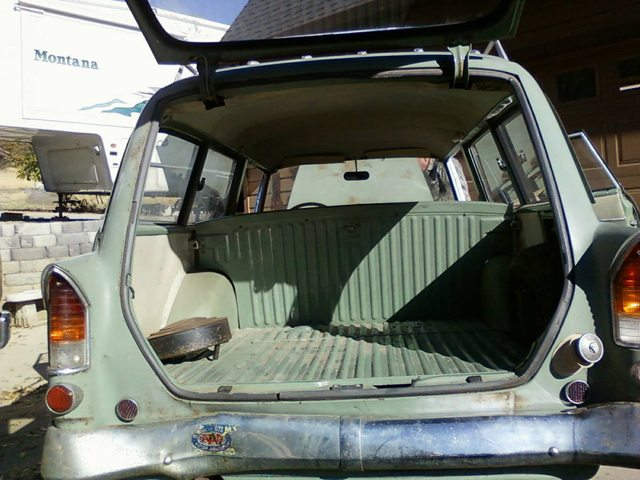 1958 Opel Olympia Caravan 3