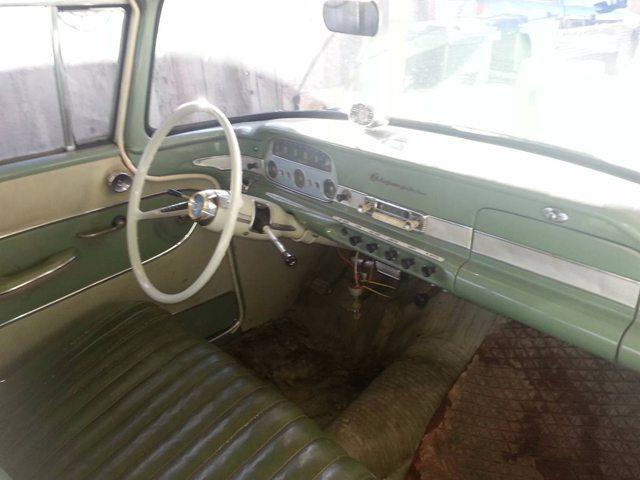 1958 Opel Olympia Caravan 4
