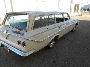 Desert Rescue: 1961 Chevrolet Parkwood