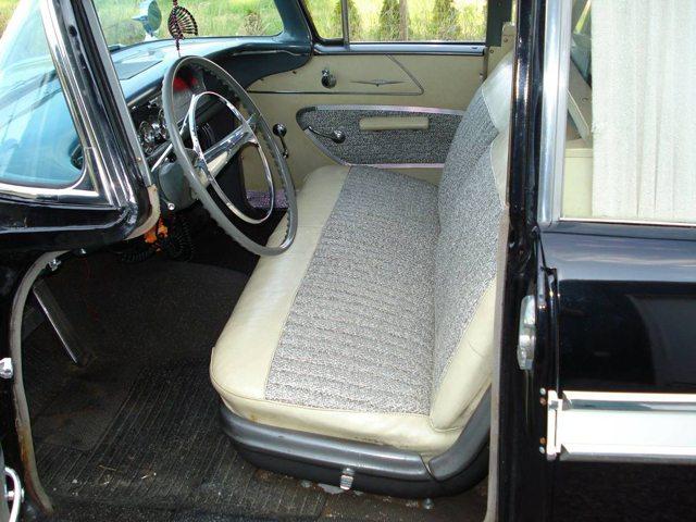 1958 Pontac Ambulance 8