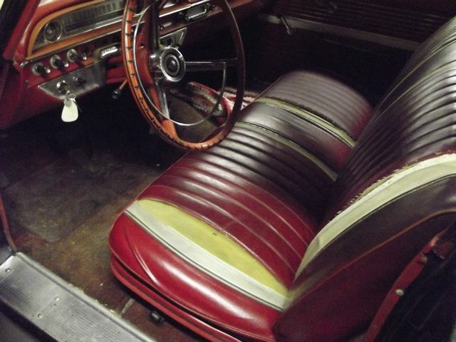 1962 Ford Country Squire 5