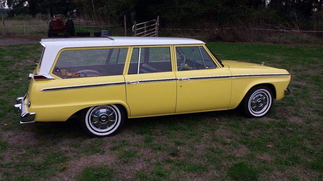 1965 Studebaker Wagonaire 1