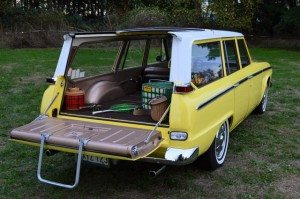 Chevy Powered: 1965 Studebaker Wagonaire