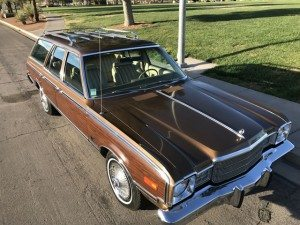 Untouched: 1977 Plymouth Volare
