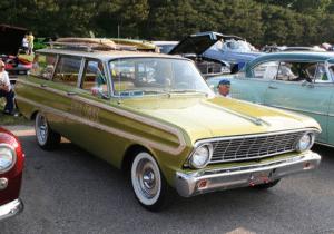 Tiki Taxi: 1964 Ford Falcon