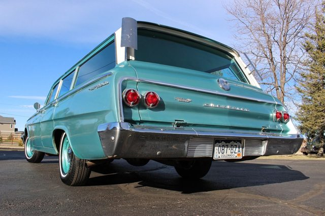 1962 Chevrolet Station Wagon