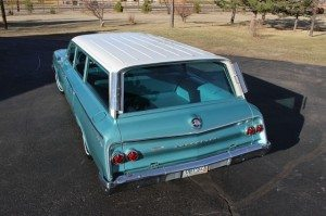 Western Wagon: 1962 Chevrolet Bel Air