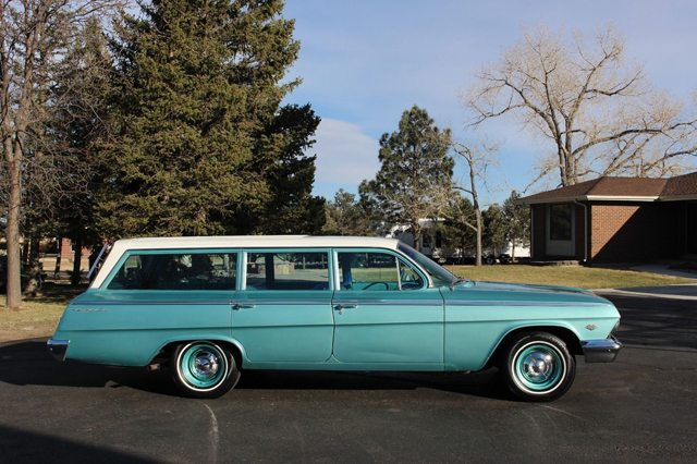 1962 Chevrolet Bel Air 4