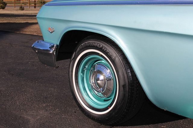 1962 Chevrolet Bel Air 6
