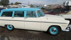 One Owner: 1955 Plymouth Belvedere
