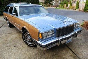 28,919 Miles: 1988 Buick LeSabre