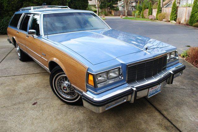 1988 Buick LeSabre station wagon