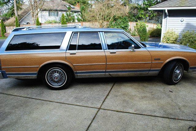 1988 Buick LeSabre station wagon 2