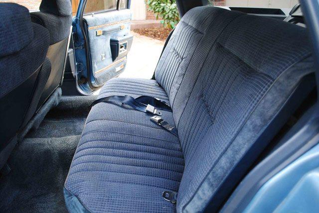1988 Buick LeSabre station wagon 7