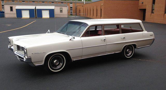 1964 Pontiac Catalina Safari