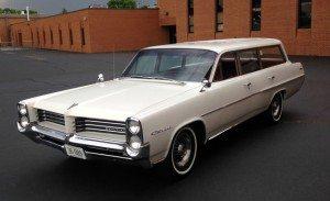 30,697 Miles: 1964 Pontiac Catalina