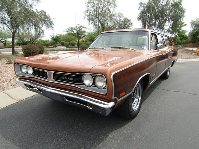 1969 Dodge Coronet 500 Station Wagon Finder