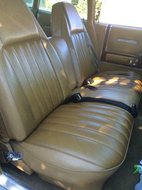 1973 Dodge Coronet Crestwood station wagon 5